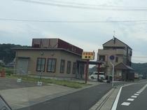 周辺お食事処 中華料理店