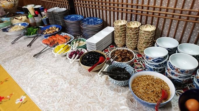 【一泊朝食】夕飯はお外でビジネスにも最適☆美味しい朝ごはんを満喫