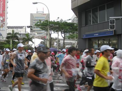第28回NAHAマラソン(2012年12月2日開催)