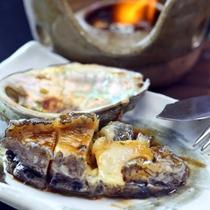 ■焼きあわびステーキ!口の中で磯の香りが広がり、食欲UP★