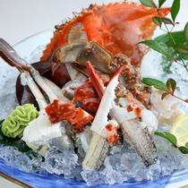 ■自慢の蟹料理をご堪能くださいませ