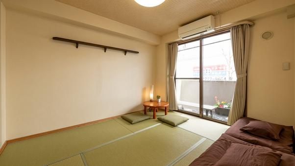 Japanese style 個室ツインルーム