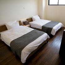 【side.B】niwa twin room