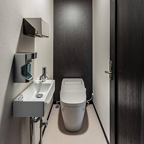 古民家のトイレ