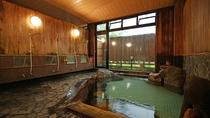 【檜岩風呂-華座の湯】