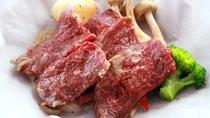かづの牛の魅力は野性味あふれる赤身です。シンプルに美味しいかづの牛をお楽しみ下さい。
