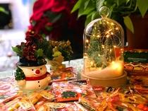 12月24、25日にご宿泊のお客様全員にチョコをプレゼント♪