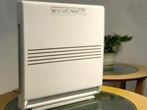 貸出用の空気清浄器