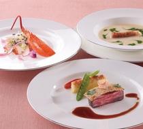 フランス料理【ローズルーム】お料理イメージ
