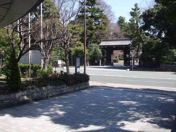 ガーデンパレス前蛤御門