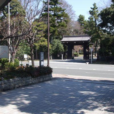 京都ガーデンパレス正面蛤御門