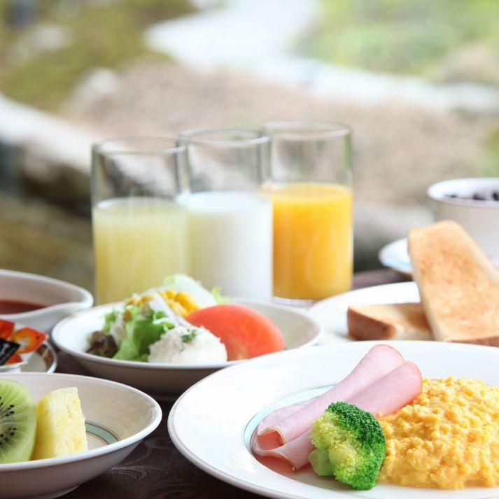 洋食ご朝食