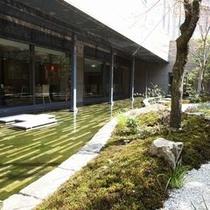 「ブリランテ」庭園