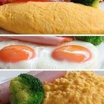 洋朝食一例