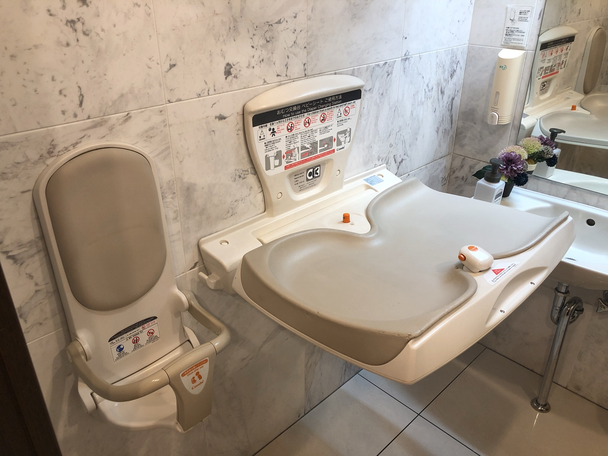 1F だれでもトイレ