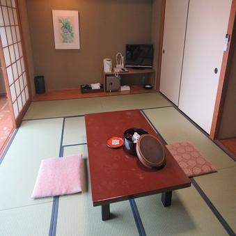 □本館和室【10畳】【全客室Wi-Fi完備】