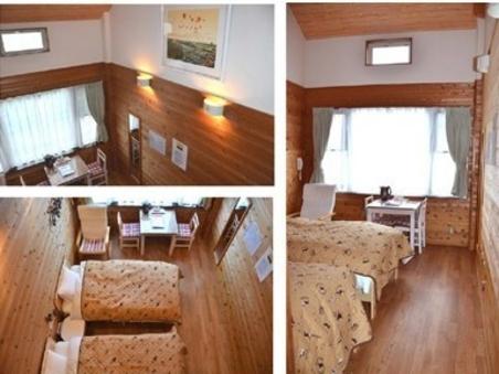 A室8畳 ツインルーム ロフト付【お部屋食3名様まで】