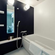 【ノースウィング】ツイン・テラスツインルーム セパレートタイプバスルーム(洗い場付)