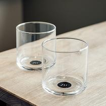 【客室アメニティ】アンテルームロゴ入りオリジナルグラス