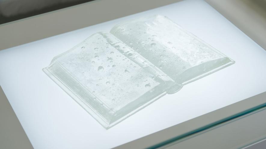 5組のアーティストが手掛けるコンセプトルーム:美術家・宮永愛子