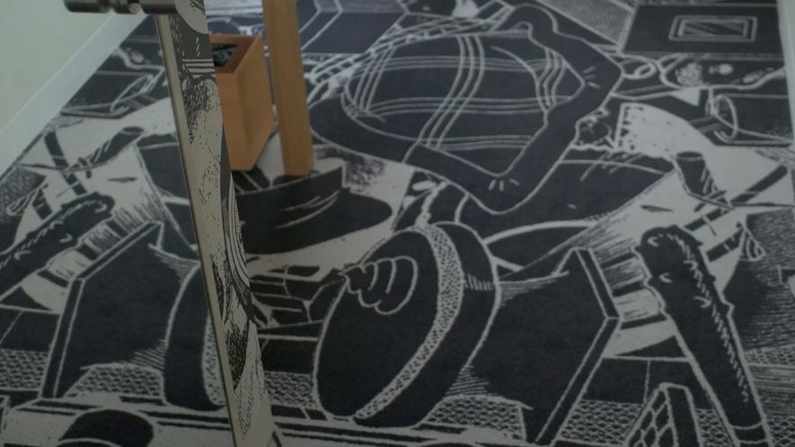 5組のアーティストが手掛けるコンセプトルーム:現代美術家・金氏徹平