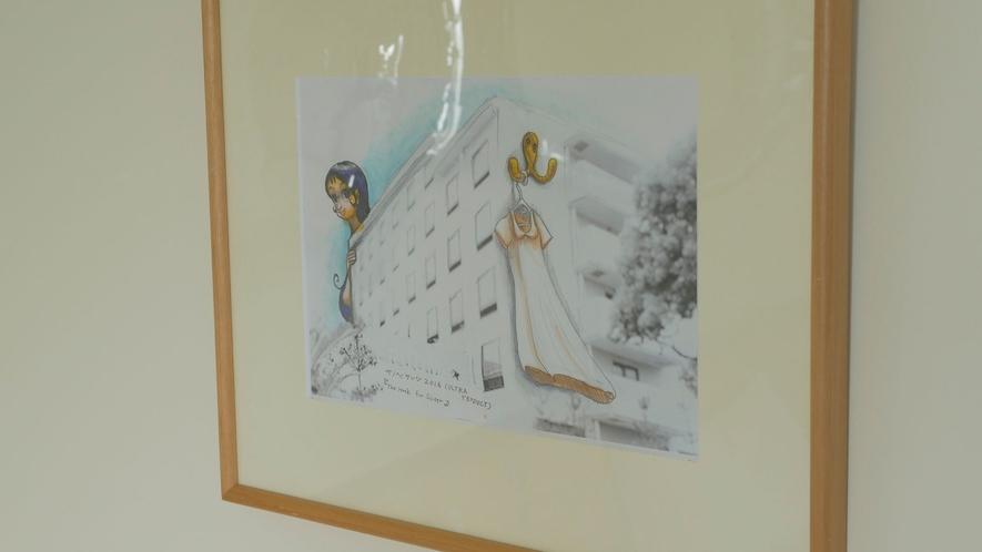 5組のアーティストが手掛けるコンセプトルーム:現代美術家・ヤノベケンジ