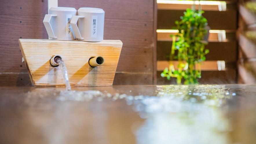 半露天檜風呂付ツイン:紫尾温泉のとろっとろの湯をご体感ください