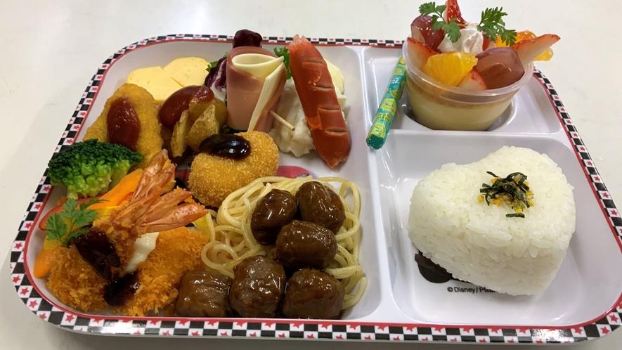 夕食:お子様料理/ボリューム満点<一例>