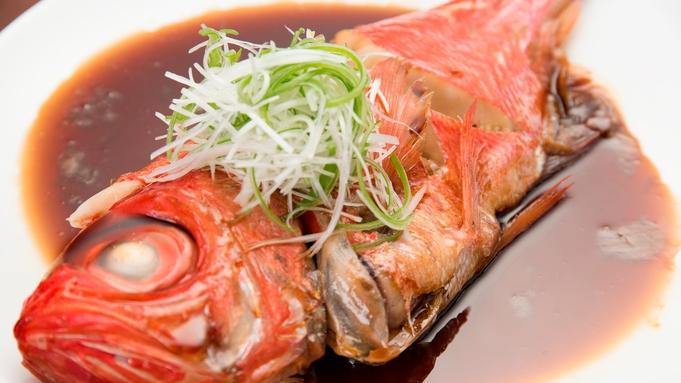 【平日限定】伊豆名物!お刺身・煮付けetc調理法いろいろ★金目鯛丸々1匹コースプラン