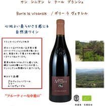【季節の赤ワイン】フルーティーな中重口のワインをお楽しみください