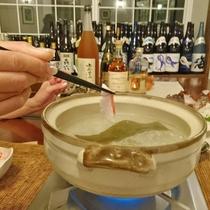 【金目鯛】サッと湯にくぐらせて召し上がれ♪