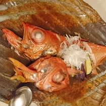 【金目鯛】伊豆名物の金目鯛煮付けを召し上がれ♪