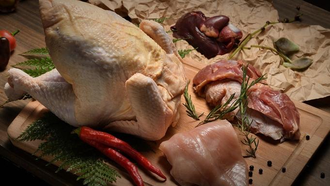 """■ブランド地鶏""""銀雪""""コース■今宵、幻の地鶏を食す<西和賀の地が育んだ絶品地鶏が舌を魅了する>"""