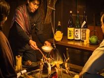 【文化財・川船の家】