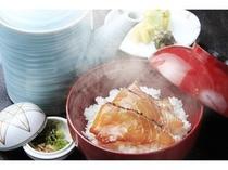 ご夕食一例 食事(春)