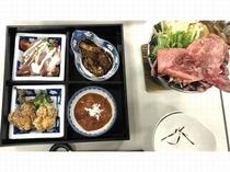 個別の料理(夕食時)イメージ