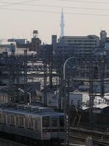 スカイツリーと東武スカイツリーライン