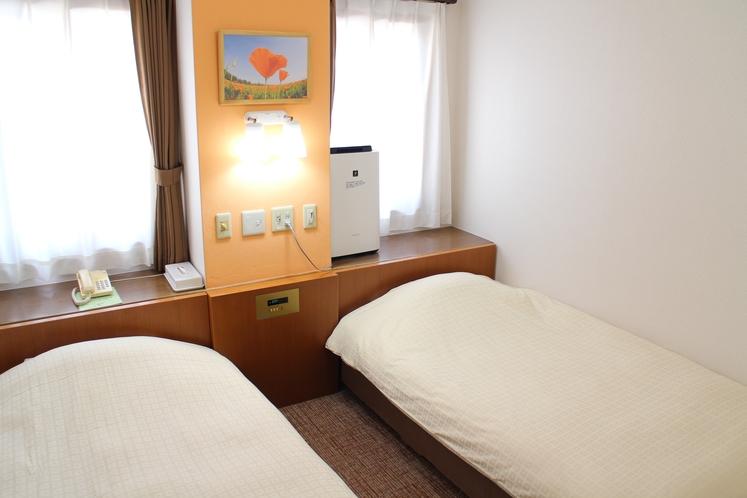 客室例【ツインルームA禁煙室】