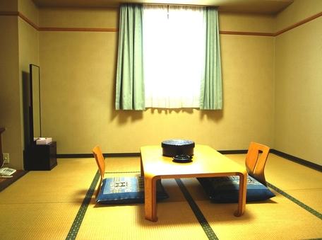 和室8畳【禁煙】海側