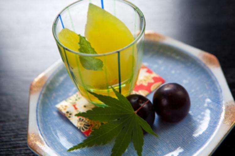 【水物】梨ワイン煮 巨峰*イメージ