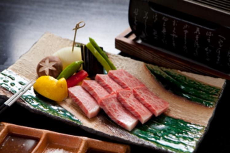 【豊後牛の鉄板焼き】イメージ