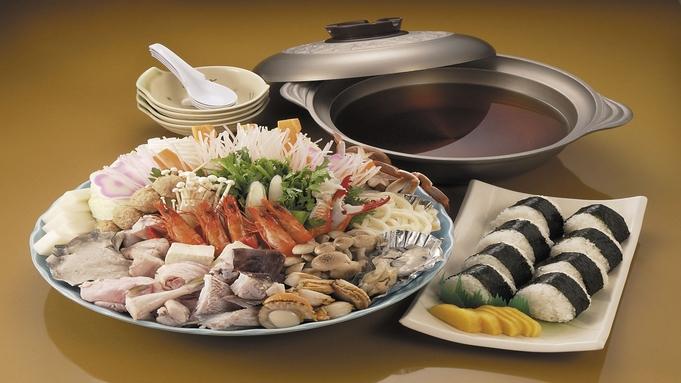 【夕食付(朝食なし)】<冬BBQ>or<3種類から選べるお鍋>!あったかお料理で寒い冬も乗り切ろう☆