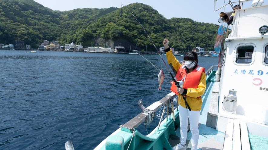 プラン紹介(釣り船)