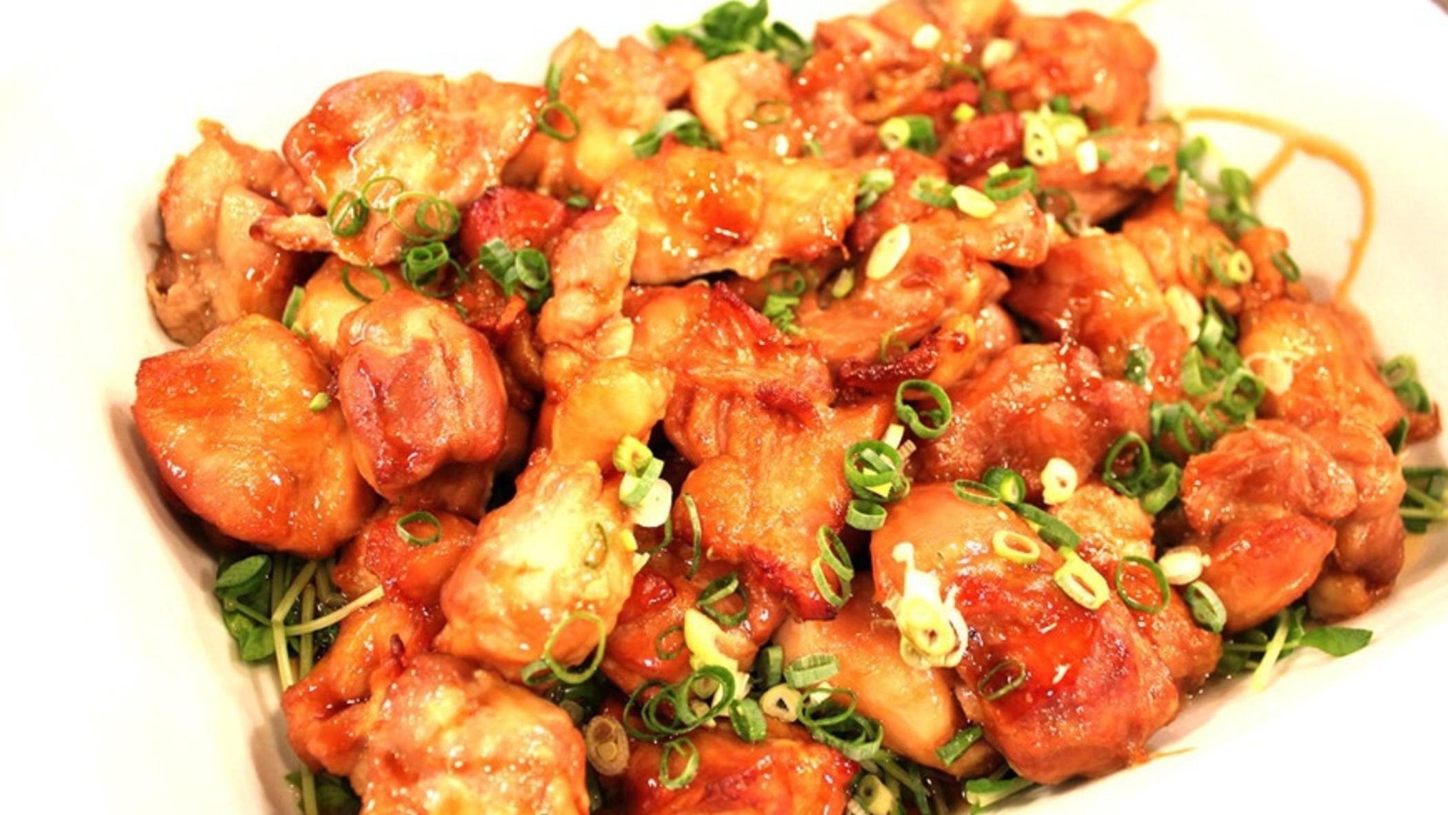 ◆メニュー充実の朝食バイキング(鶏肉料理)◆