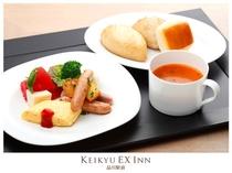 ◆メニュー充実の朝食バイキング(イメージ)◆