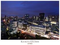 ◆EXルームからの夜景(イメージ)◆