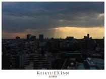 ◆EXルームからの夕景(イメージ)◆