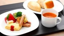 ◆メニュー充実の朝食バイキング(洋食イメージ)◆