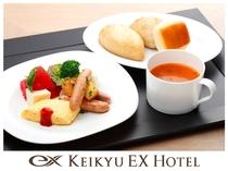 ◆メニュー充実の朝食バイキング(イメージ_洋食)◆