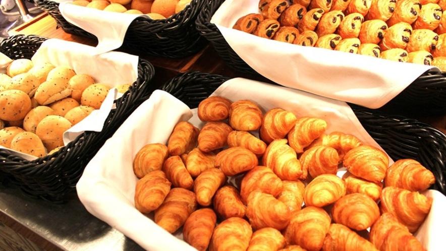 ◆メニュー充実の朝食バイキング(ブレッド)◆